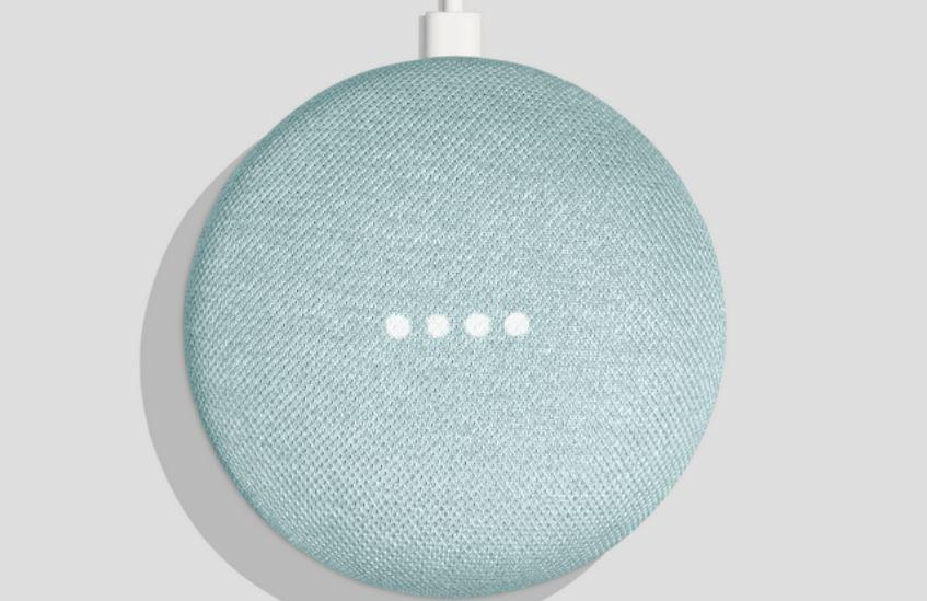 Google Home Mini gets a new color for its first birthday