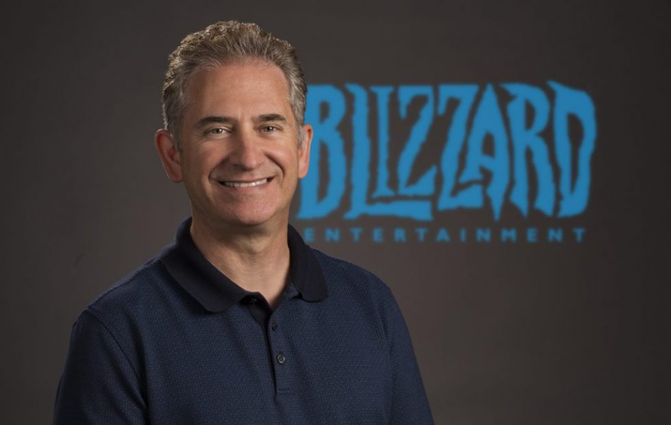 Blizzard president exits but there's great news for gamers