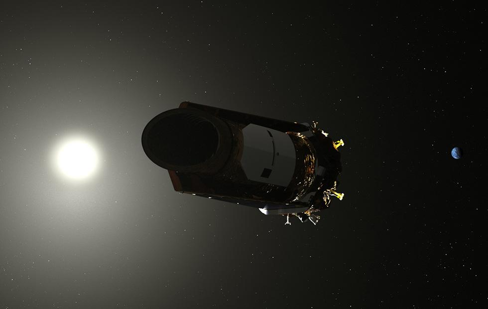 NASA Kepler spacecraft put back to sleep over pointing issue