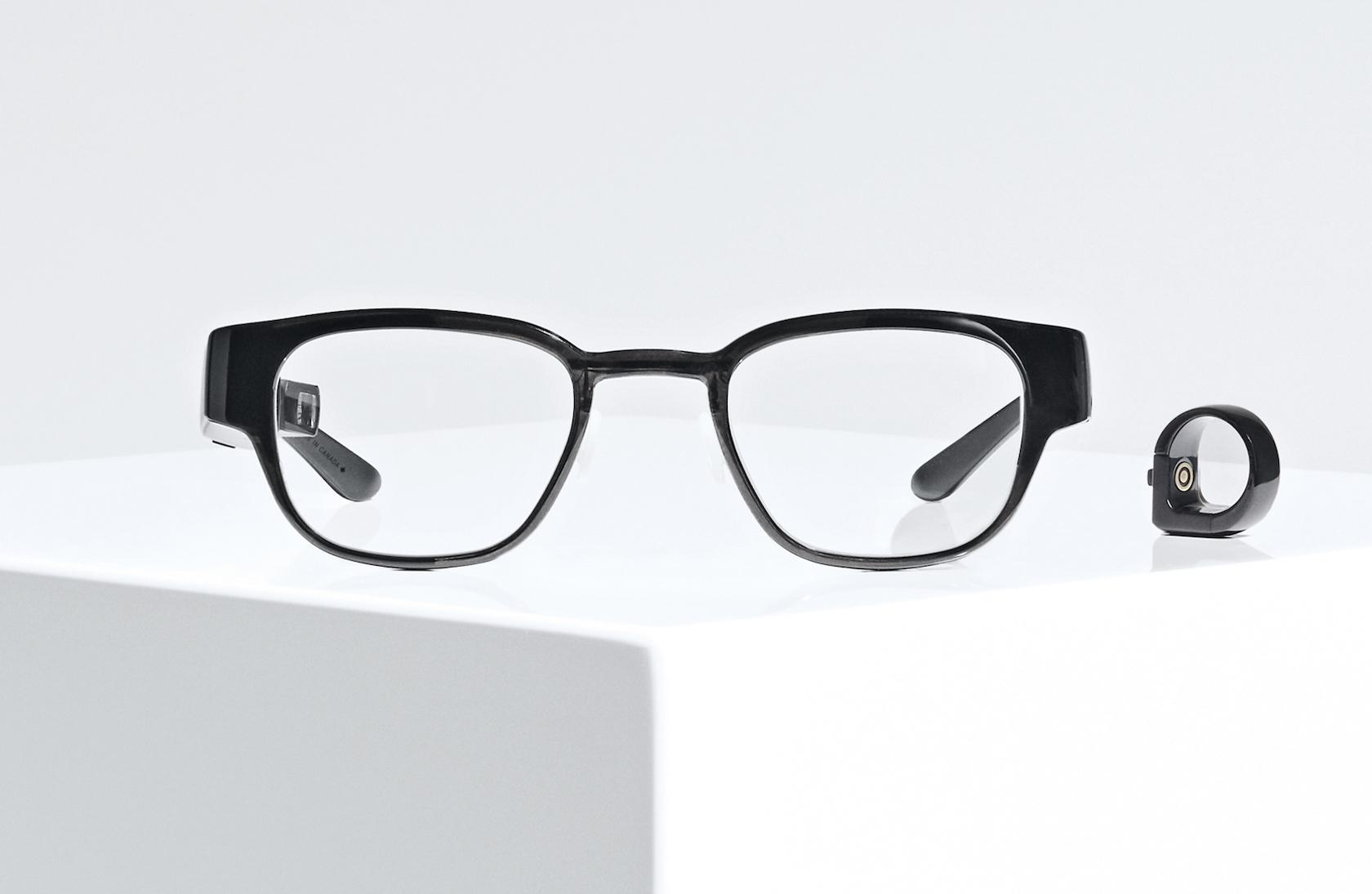 Retro Oversize Clear Lens Round Spectacles Eyewear Glasses
