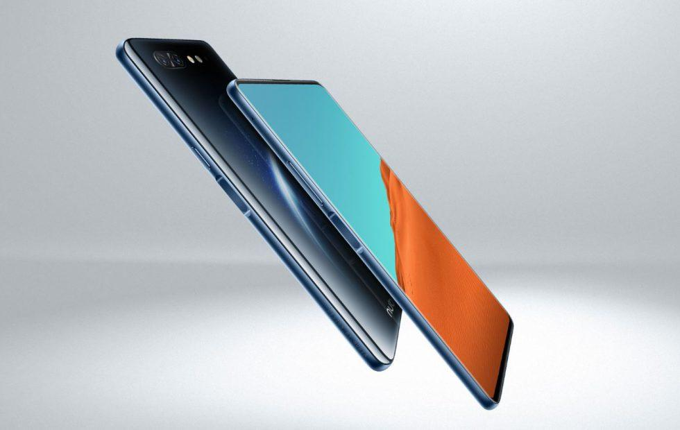 Nubia X skips the notch in an unexpected way