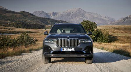 2019 BMW X7 Gallery