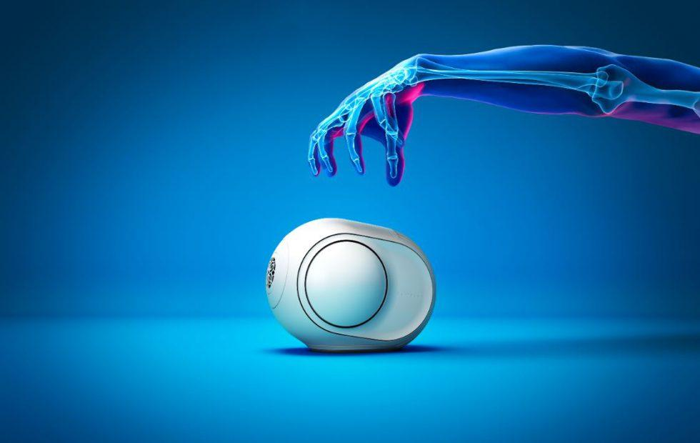Devialet Phantom Reactor is a tiny speaker that packs a lot of punch