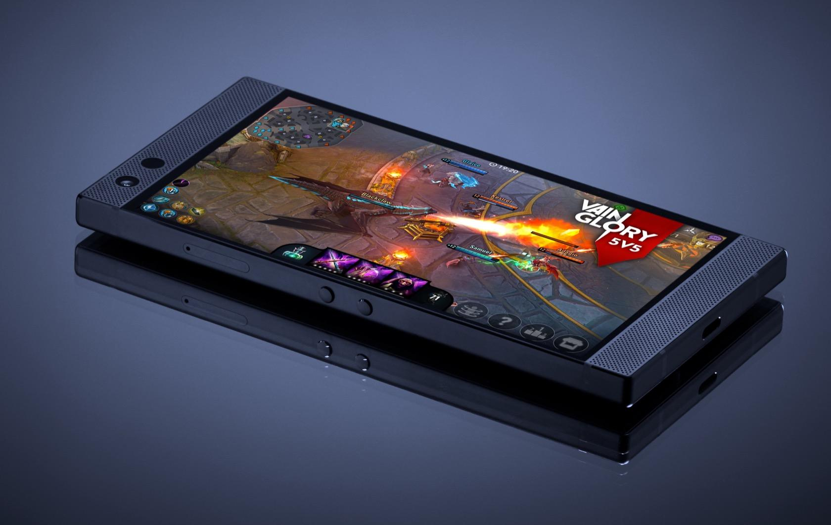 Razer Phone 2 official: Hands-on with the 120Hz mobile