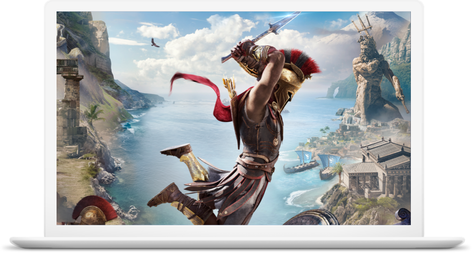 Google dives into game streaming with Assassin's Creed Odyssey