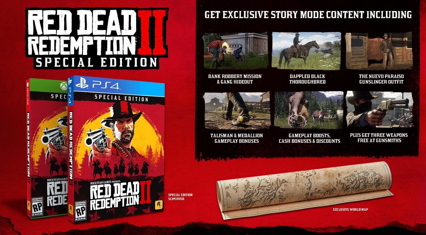 Red Dead Redemption 2 buyer's guide: Which edition is right