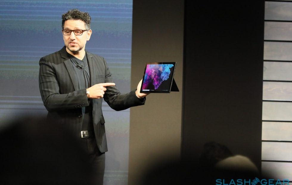 Surface Pro 6 (2018) official: Price, Release Date, Details