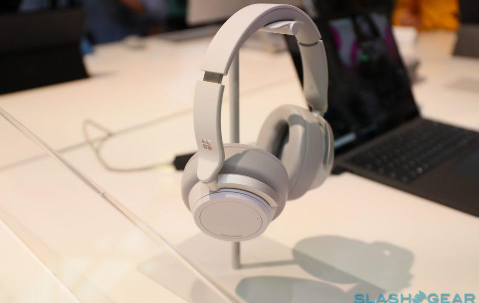 Microsoft Surface Headphones first impressions and hands-on