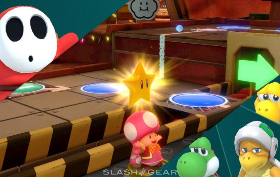 Super Mario Party review: Phone a friend
