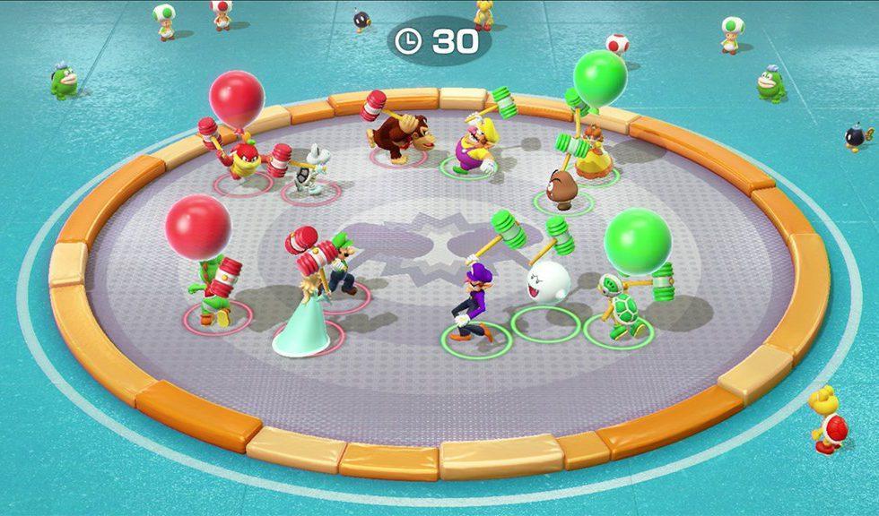 Nintendo Switch weekly eShop update: Party hard