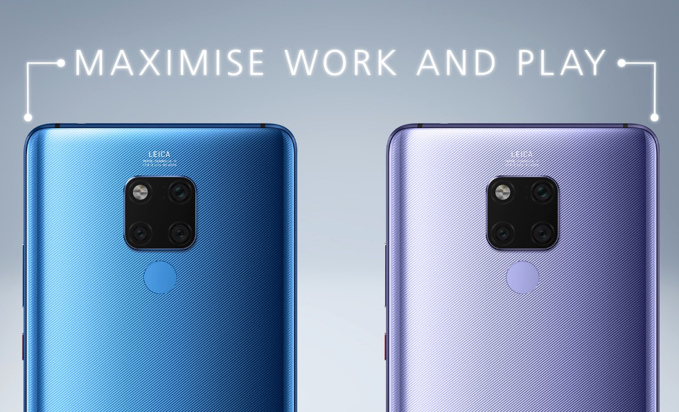 Huawei Mate 20 X takes Pro out a new gaming door