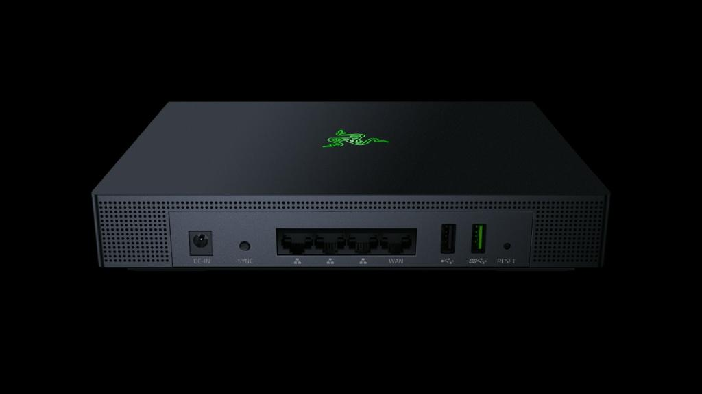 Razer Sila is a gaming-grade router for PCs, consoles