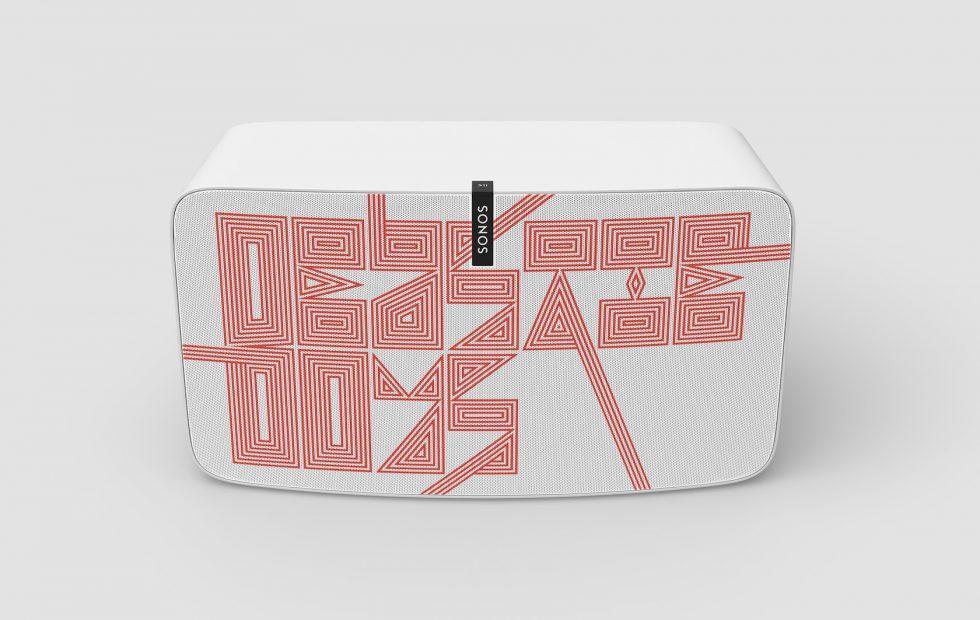 Beastie Boys Sonos Play:5 speaker looks as loud as it sounds