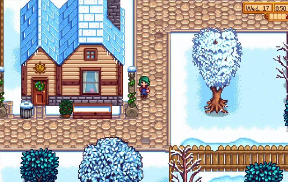 Stardew Valley brings its unique brand of chill to iOS today
