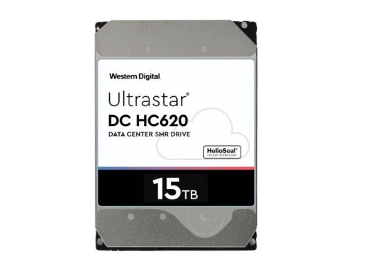 Western Digital hard drive lineup gains a 15TB behemoth