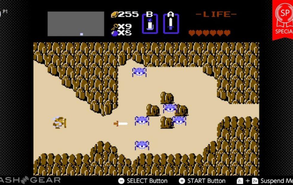 Nintendo Switch Online serves up a new take on NES Zelda