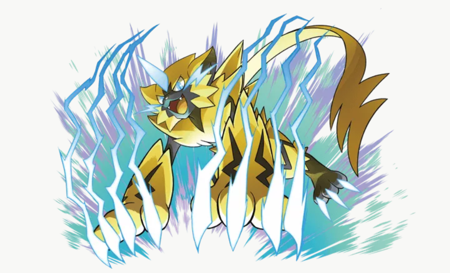 Here's how to get Zeraora in Pokemon Ultra Sun and Ultra
