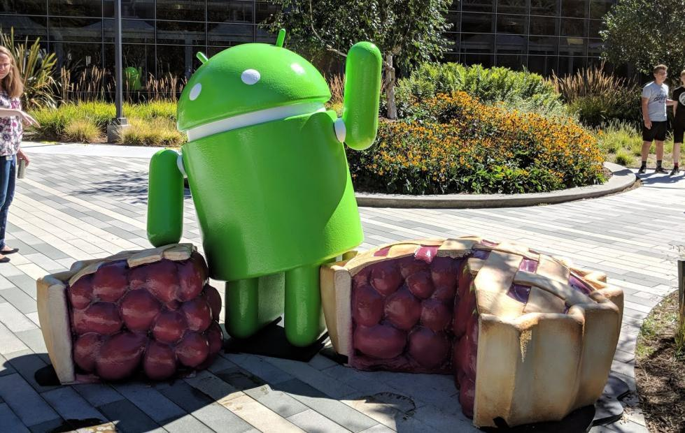 Android Pie still MIA in October stats, Treble in question