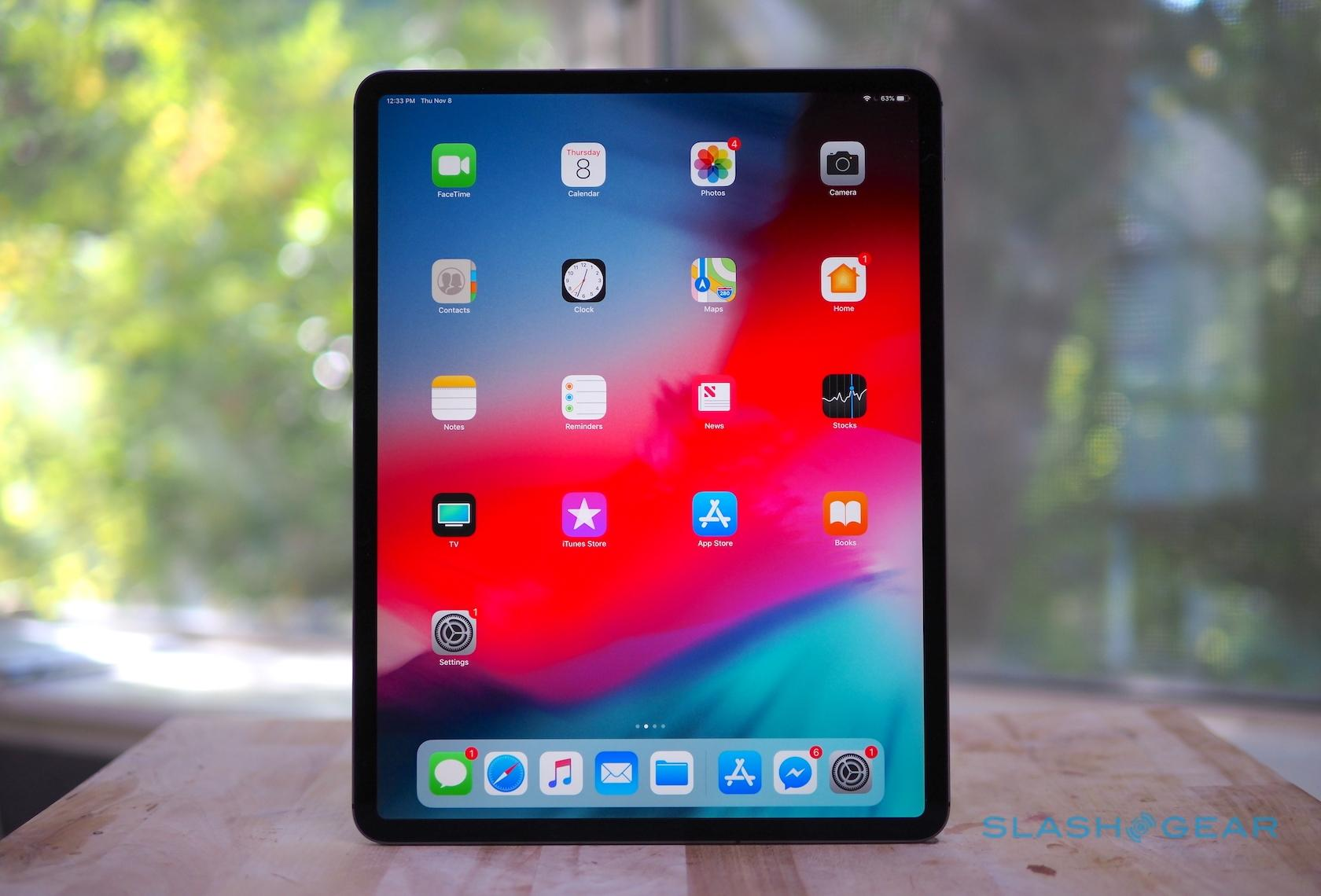 iPad Pro Review (2018): Am I wrong, or is Apple? - SlashGear