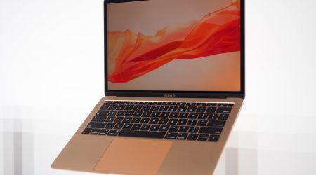 MacBook Air (late 2018) Gallery