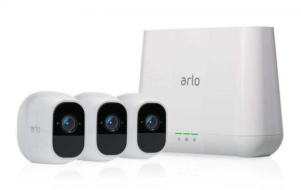 Arlo security cameras get package, vehicle, and animal detection