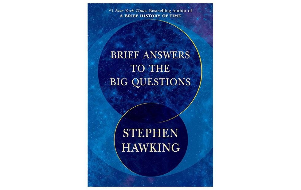 Stephen Hawking's final book tackles questions about god, AI, and aliens