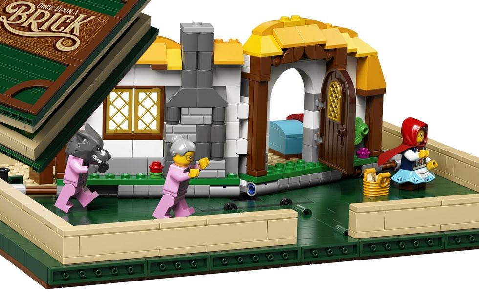 LEGO Ideas pop-up book opens door to 10 more years of fan-made sets