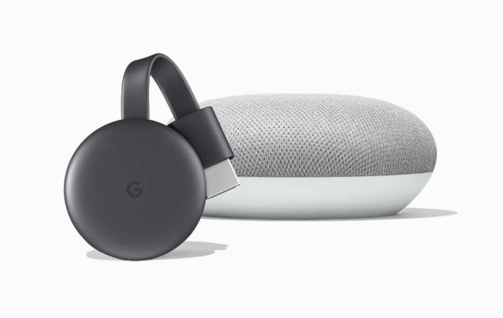 Google Chromecast 3rd-gen brings new design, multi-room audio