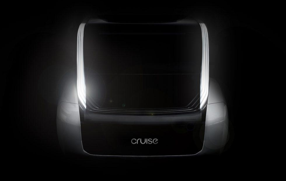Honda and GM's Cruise team on a unique autonomous vehicle