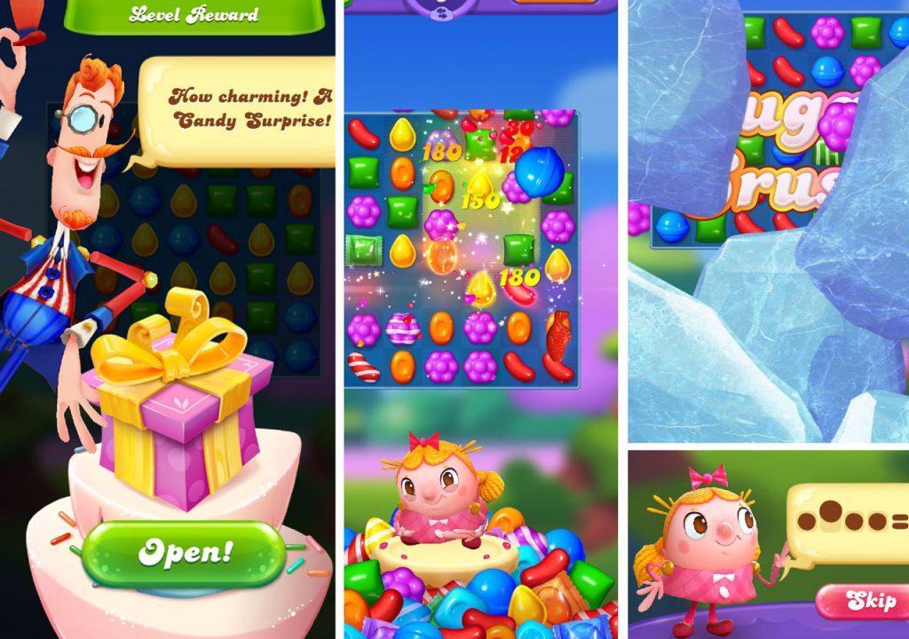 Candy Crushgamerate