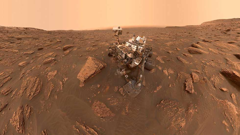 Curiosity Rover to switch to backup computer brain in attempt to fix storage issues