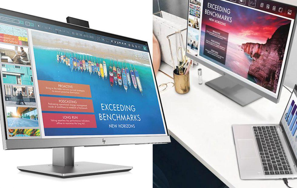 HP 24-inch Docking Monitor revealed