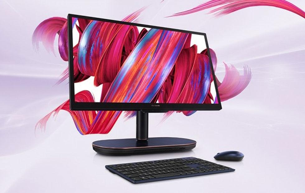 ASUS Zen AiO 27 opens its base, gets versatile