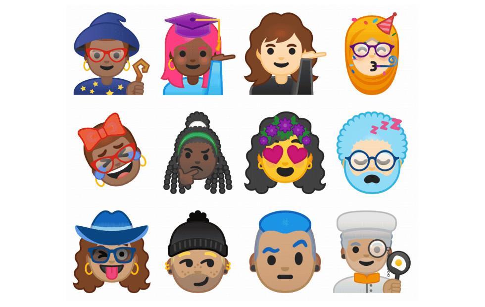 Gboard selfie-based Minis now come in emoji styles