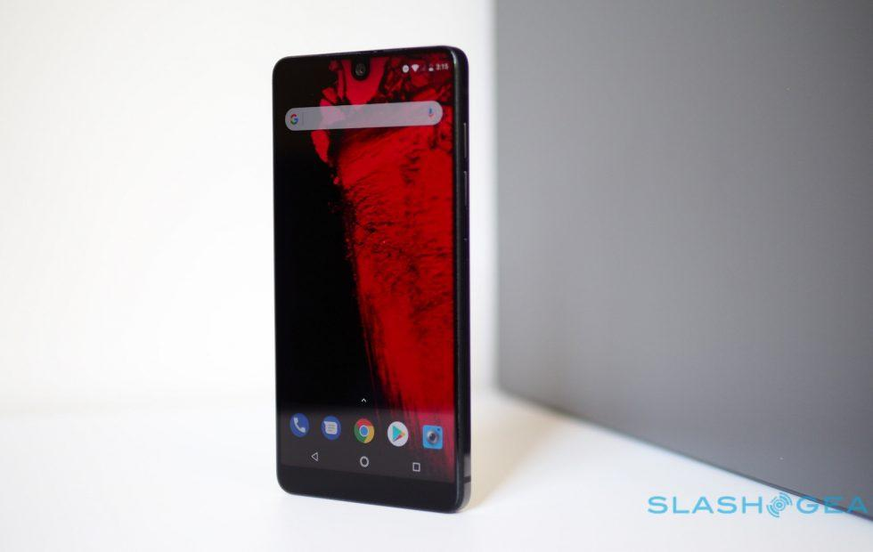 The new Essential phone may use AI to pretend to be you