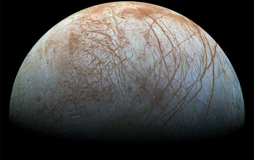 Jovian moon Europa could have 15-meter-high ice spikes guarding its surface