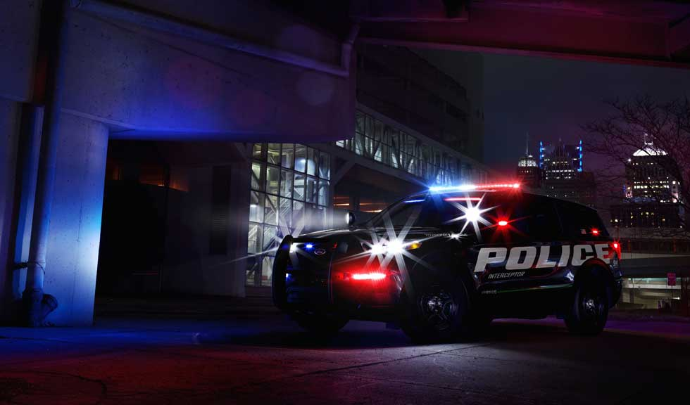 2020 Ford Police Interceptor Utility is the fastest cop car around