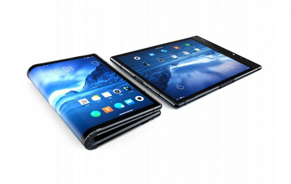 FlexPai foldable screen phone foreshadows the coming months