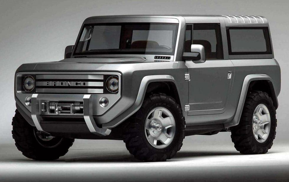 This 2020 Ford Bronco rumor has us drooling in anticipation