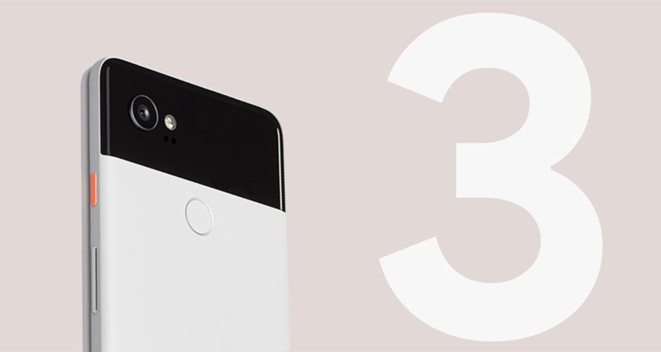 Google October 9 event: Pixel 3, Pixel Slate, and a last-minute surprise
