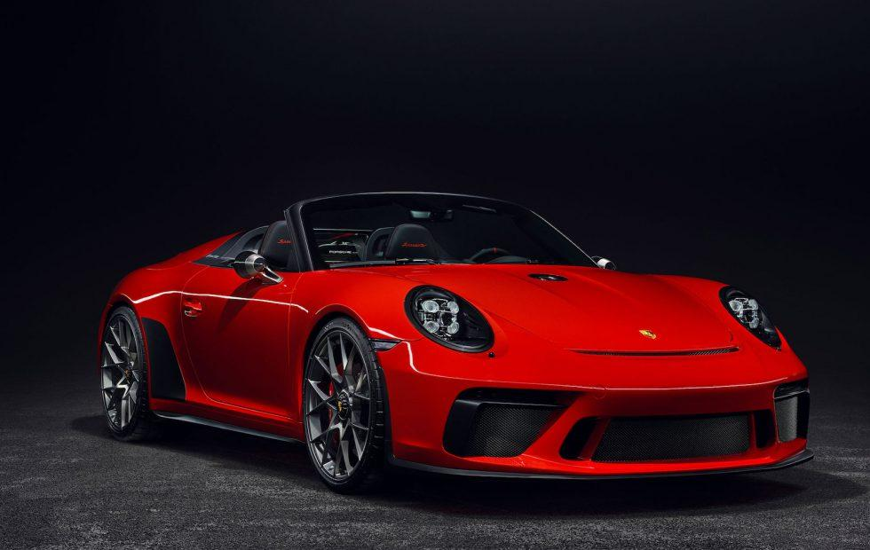 Porsche 911 Speedster concept is so good, it's going into production