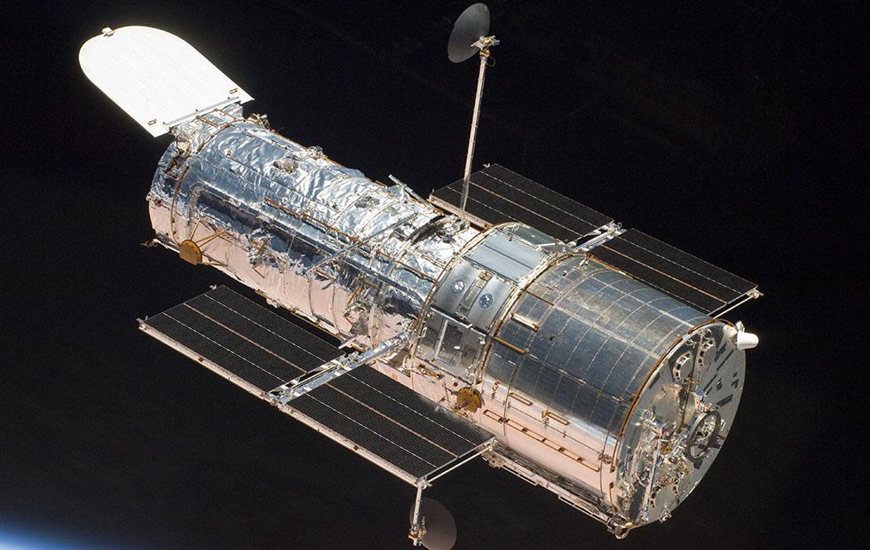 Hubble gyroscope failure puts space telescope into safe mode