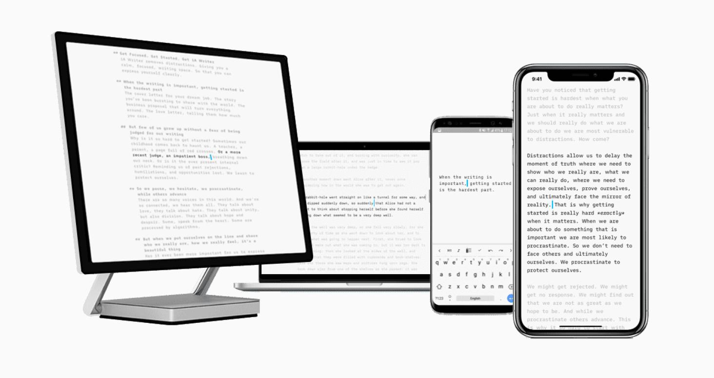 Best Android apps for writing your next novel - SlashGear
