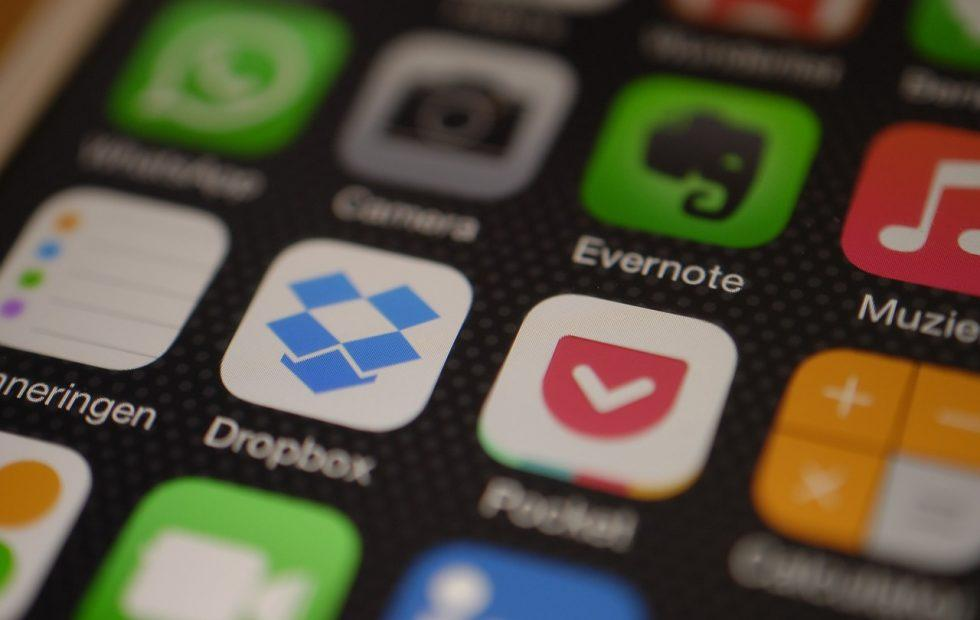 Dropbox starts automatically scanning text in images
