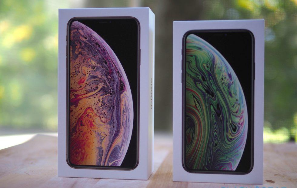 iPhone XS LTE benchmarks proves it's better but not the best