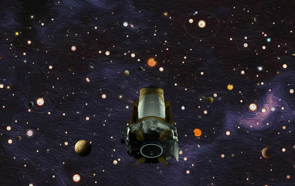 NASA Kepler spacecraft dies after nine years of planet hunting