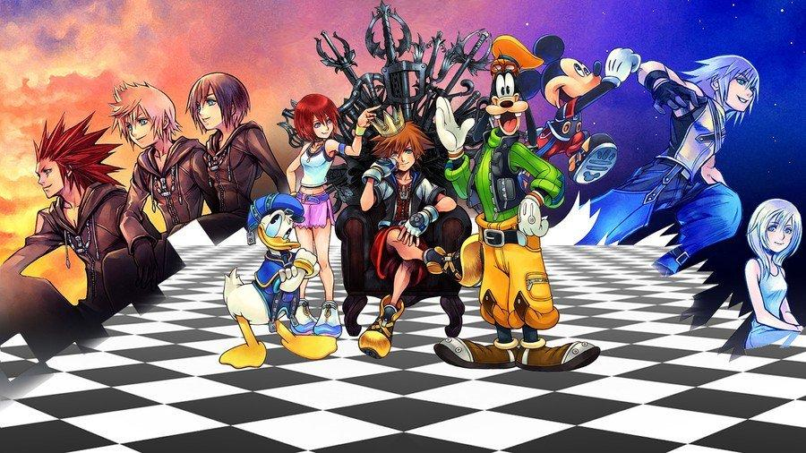 Yet another Kingdom Hearts compilation hits PS4 ahead of KH3