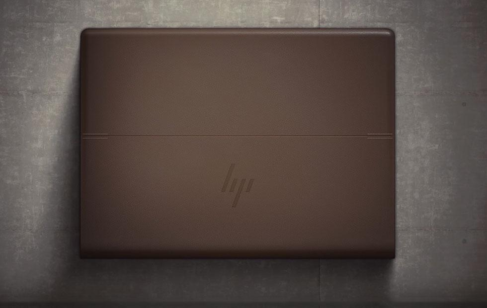 HP Spectre Folio is a radical leather laptop tablet