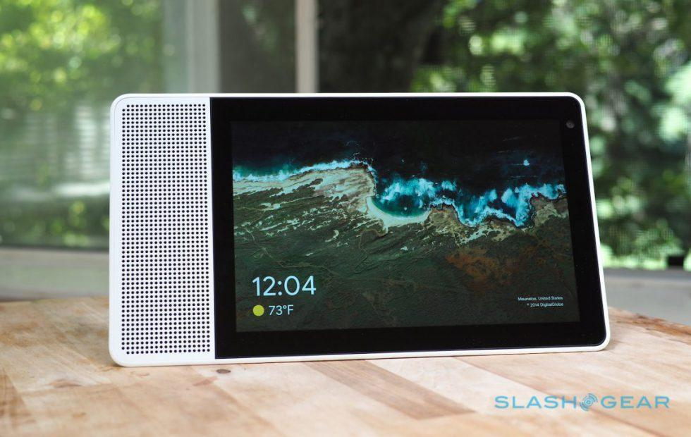 Lenovo Smart Display gets new Google Home Hub features