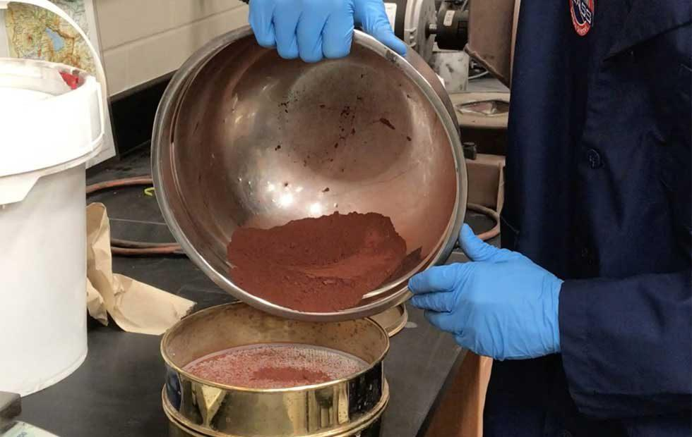 University of Central Florida is selling fake Martian dirt